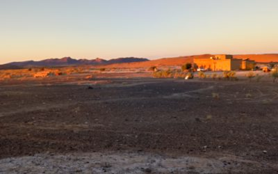 Itrane Sahara maison d'hôtesTaouz